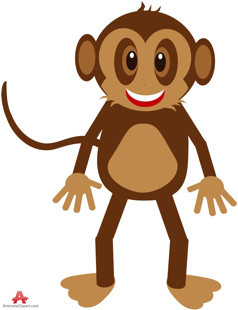 Images free download best. Monkey clipart baboon