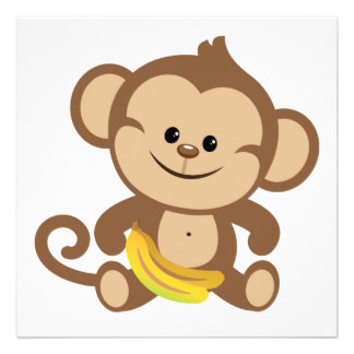 Monkey clipground images clip. Ape clipart baby