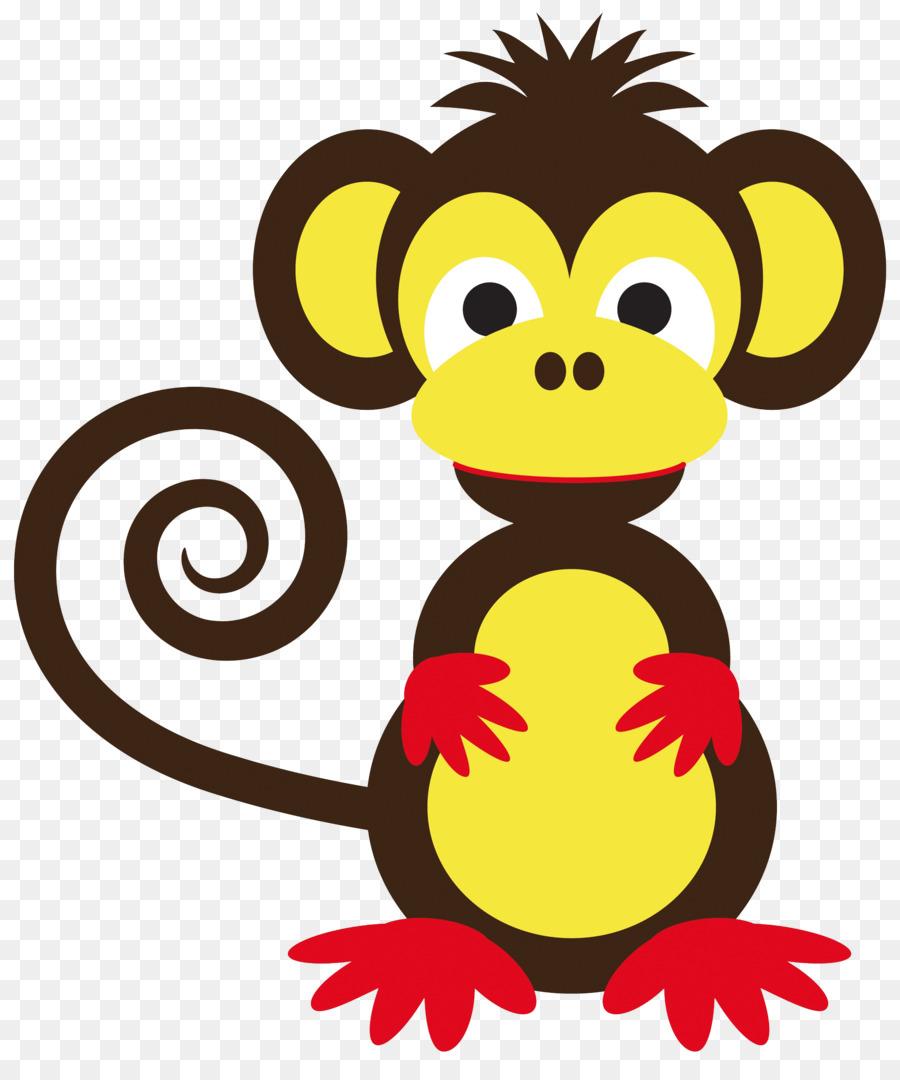 Ape clipart big monkey. Royalty free cuteness clip
