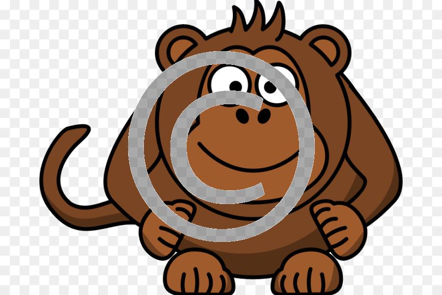 Ape clipart big monkey. Chimpanzee clip art png