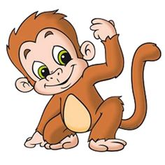Ape clipart cartoon. Free monkey cliparts download