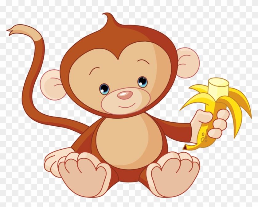 Chimpanzee monkey eating a. Gorilla clipart ape