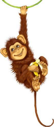 Pin by sheila lozier. Ape clipart happy