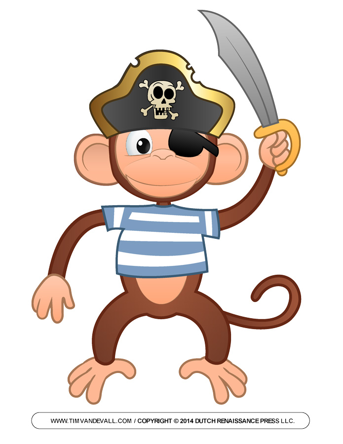 Free monkey cartoon download. Ape clipart kid