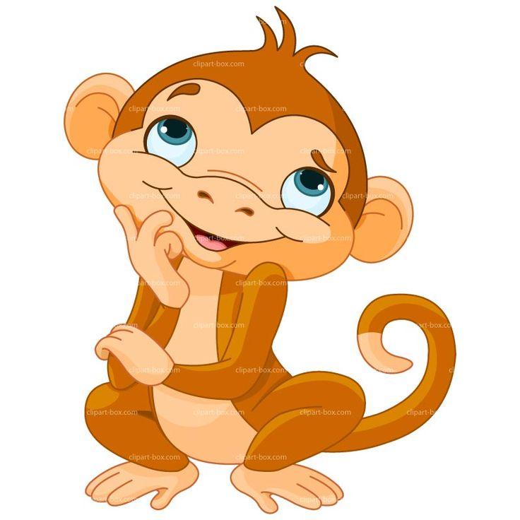best images on. Ape clipart kid