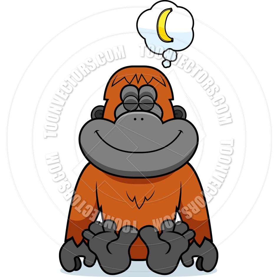 Ape clipart orangutan. Free download best x