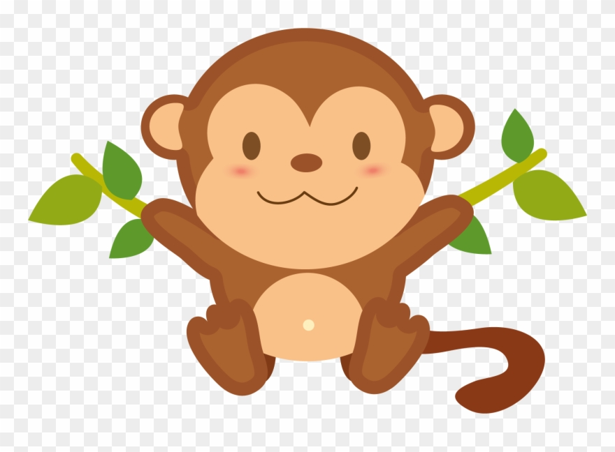 Monkey free images only. Monkeys clipart transparent background