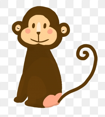 Ape clipart wild monkey. Png vector psd and