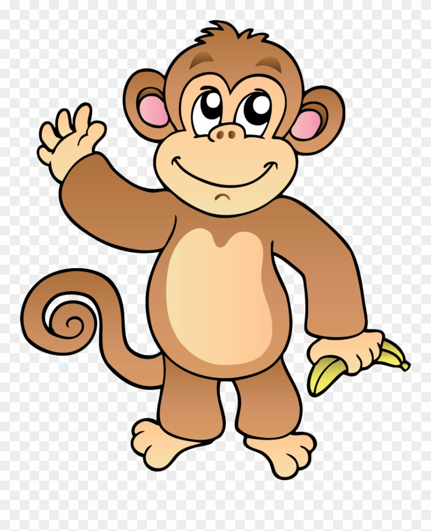 Download picture free library. Ape clipart yellow