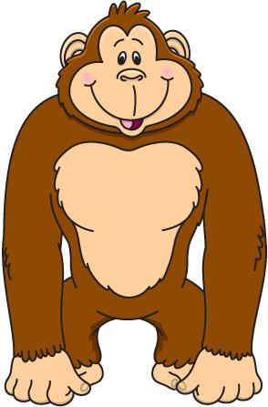 Ape clipart. Top clip art free
