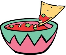 Appetizers clipart. Free appetizer