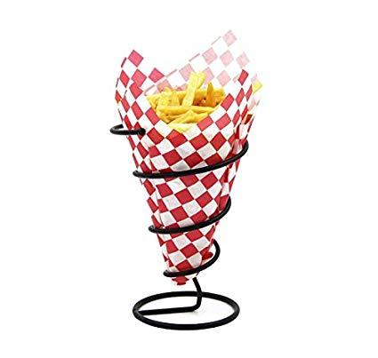 Appetizers clipart basket fry. Amazon com mannily pcs