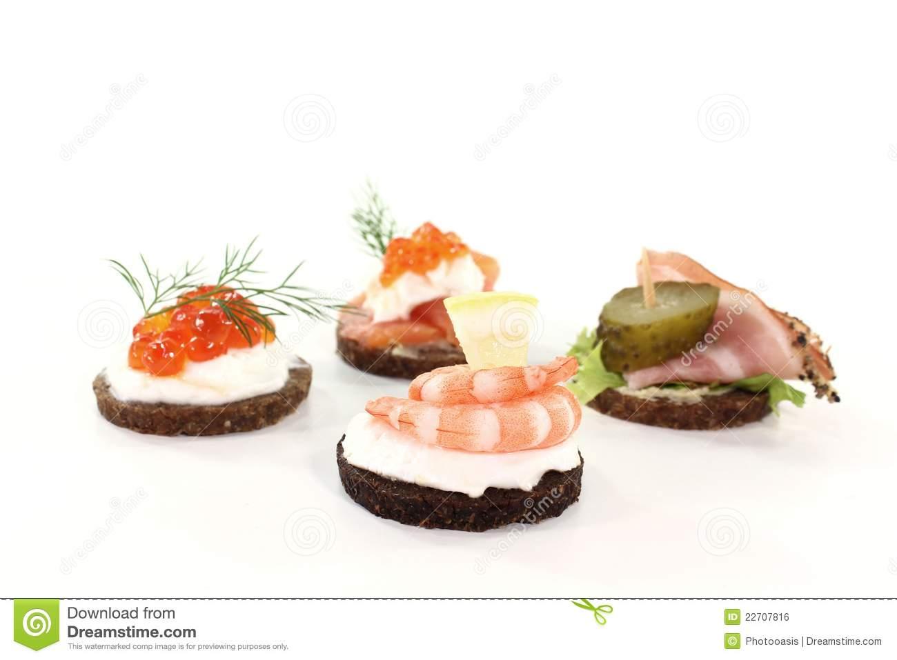 Appetizers clipart canape. Shrimp hors d oeuvres