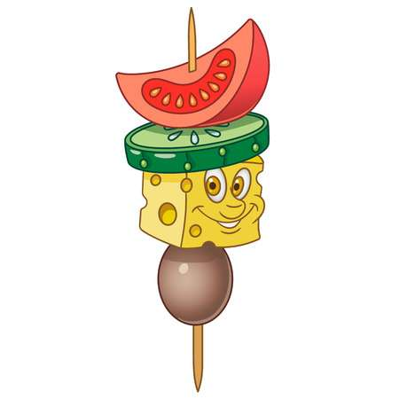 Cliparts x making the. Appetizers clipart cartoon