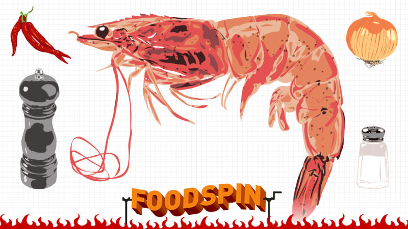 Appetizers clipart cooked shrimp. How to cook and