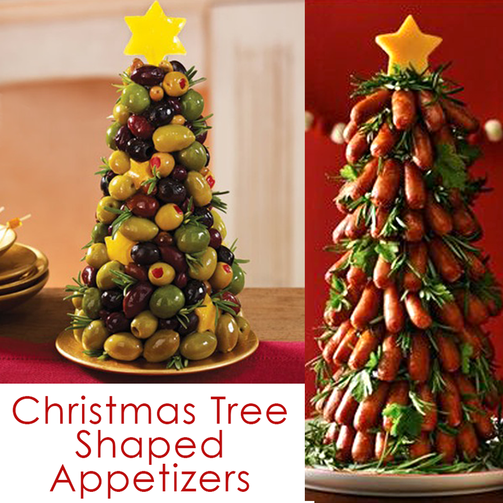 Appetizers clipart cute. Christmas tree food fun