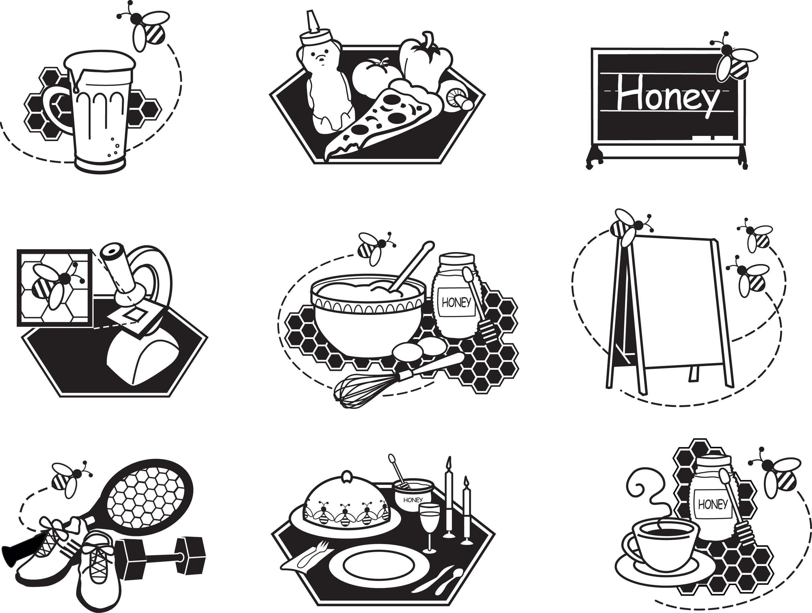 Free cliparts cooking download. Appetizers clipart drawing