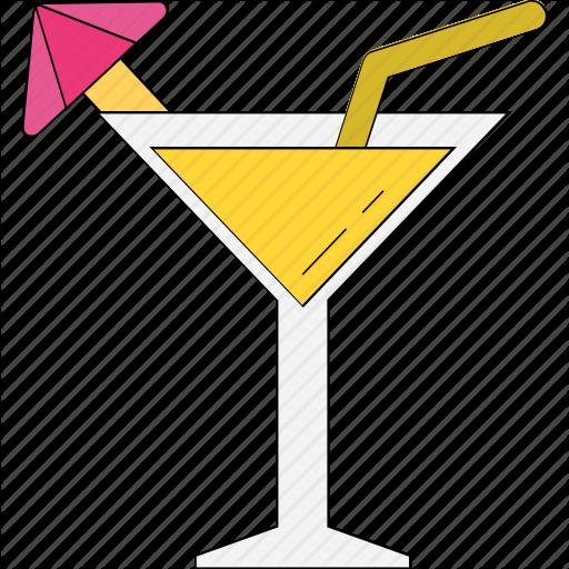 Appetizer beach cocktail margarita. Appetizers clipart drink
