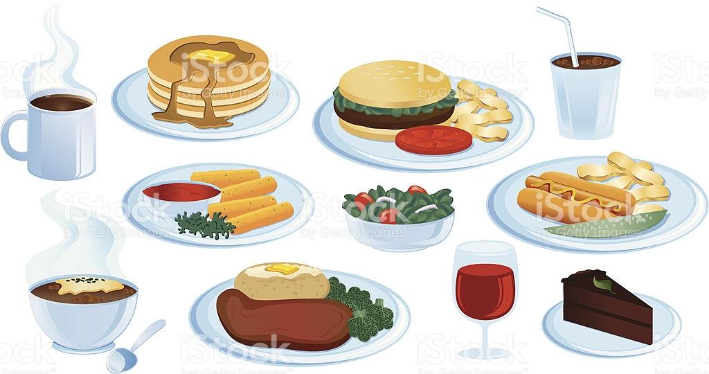 Free cliparts appetizers desserts. Breakfast clipart dessert