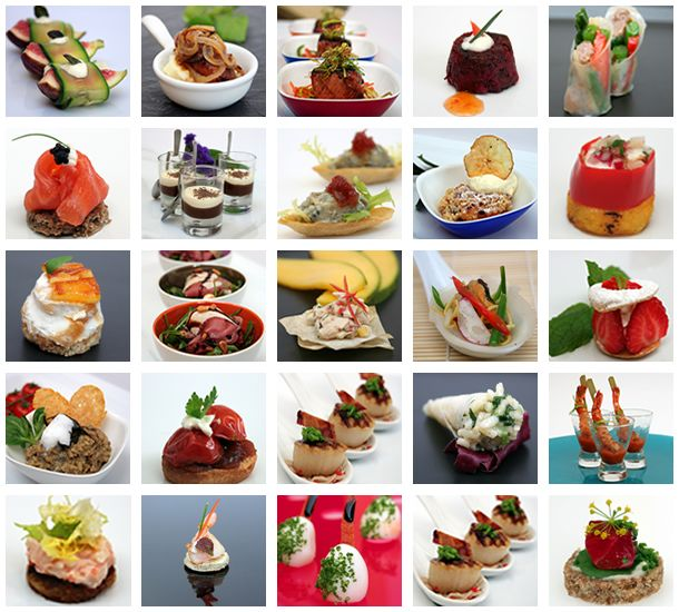 Catering clipart appetizer. Canape events parties london