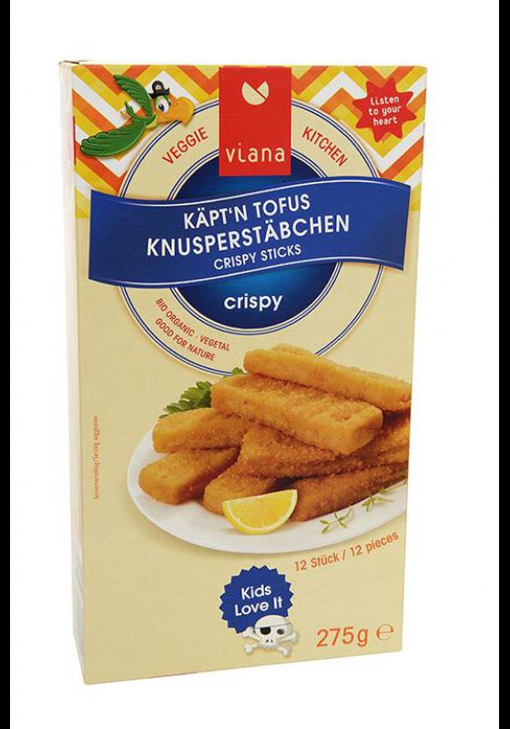 Appetizers clipart fish finger. Viana captain tofu crispy