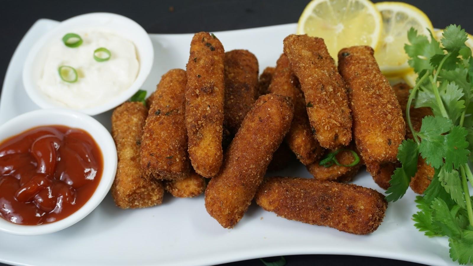Fingers nuggets steffi s. Appetizers clipart fish finger