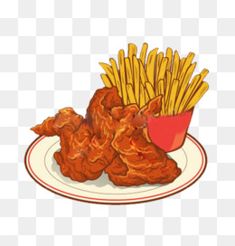 Wings png vectors psd. Appetizers clipart fried chicken wing