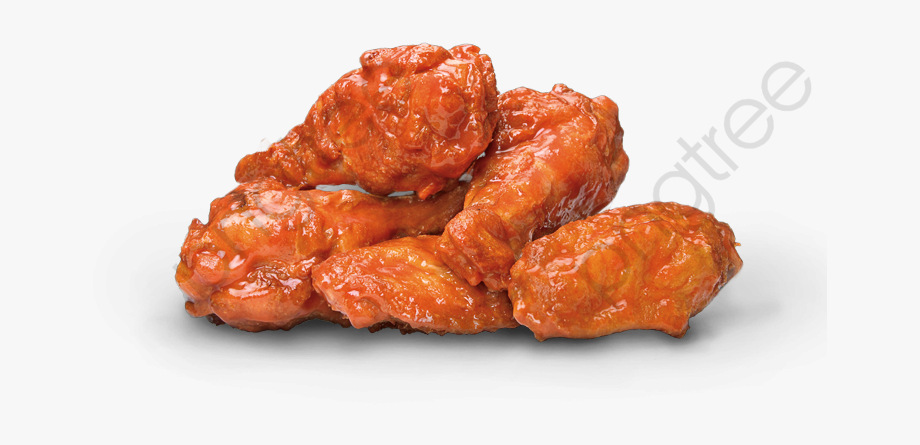 Delicious png buffalo wings. Appetizers clipart fried chicken wing