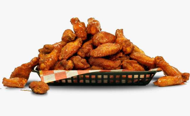 Appetizers clipart fried chicken wing. Delicious wings real png