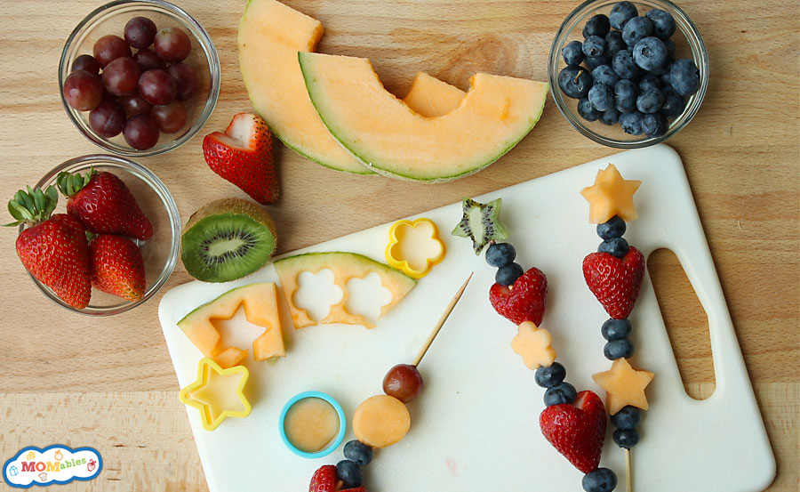 Appetizers clipart fruit kabob. Skewers