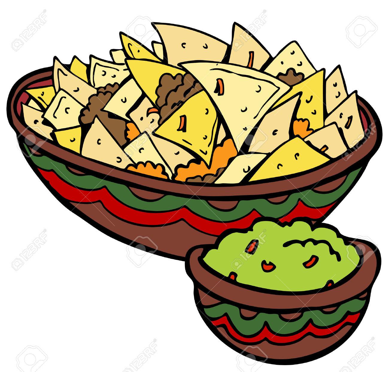 Appetizers clipart italian. Cartoon nachos free download