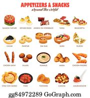 Clip art royalty free. Appetizers clipart italian
