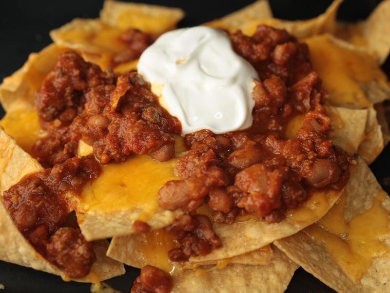 Appetizers clipart nacho. Basic cheese nachos recipe