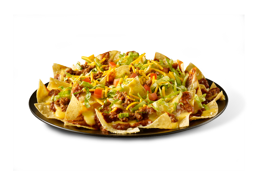 Nacho clipart appitizer. Food taco bueno salad