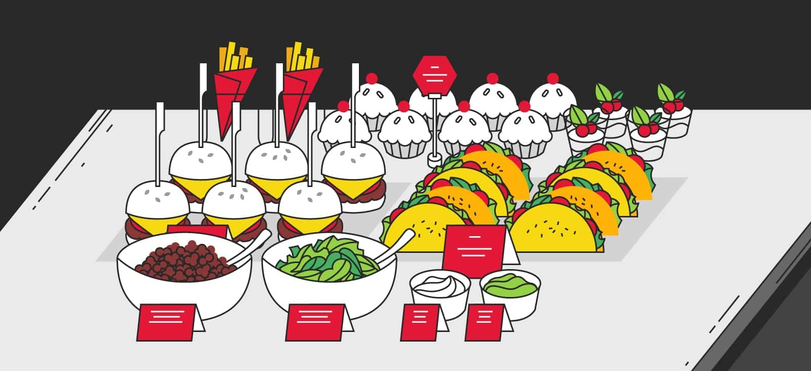 Party Food Cliparts   Free download on ClipArtMag   Adults Clipart Party Snacks
