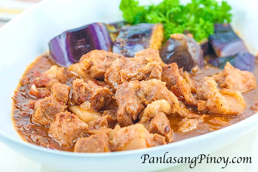 Appetizers clipart shrimp paste. Binagoongang baboy recipe pork