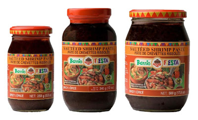 Appetizers clipart shrimp paste. Pinoy espesyal july product