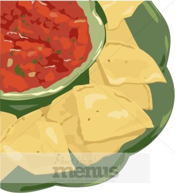 Tortilla clip art mexican. Chips clipart chipsclip