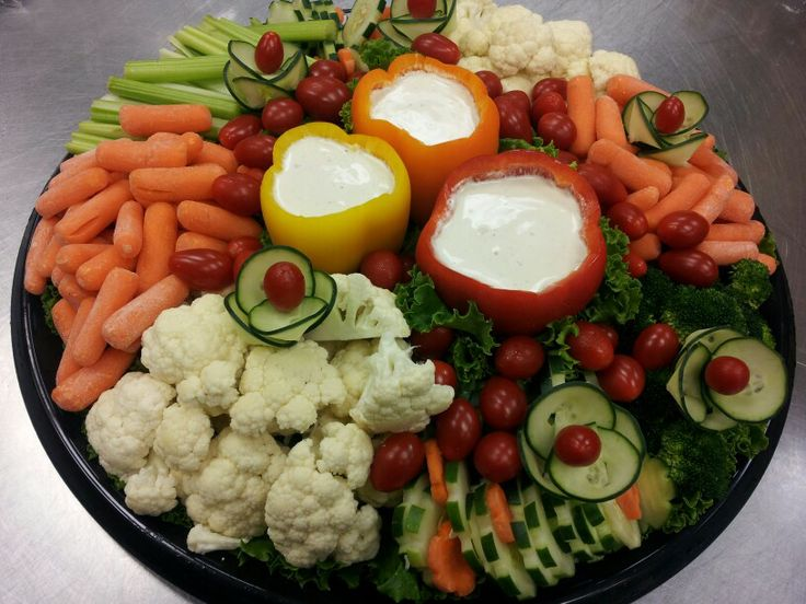 Appetizers clipart veggie tray.  best ideas for