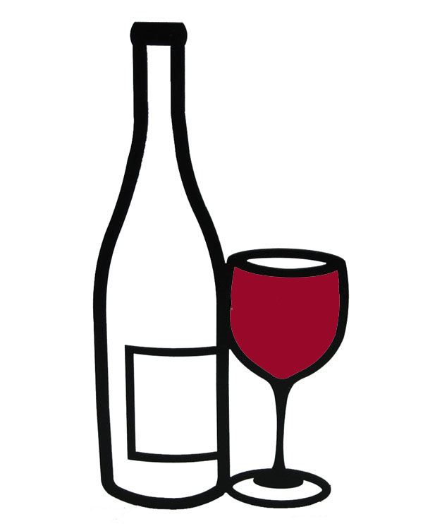 Happy hour carmel by. Appetizers clipart wine