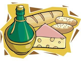 best images about. Appetizers clipart wine