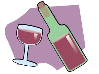 Appetizers clipart wine.  best images about