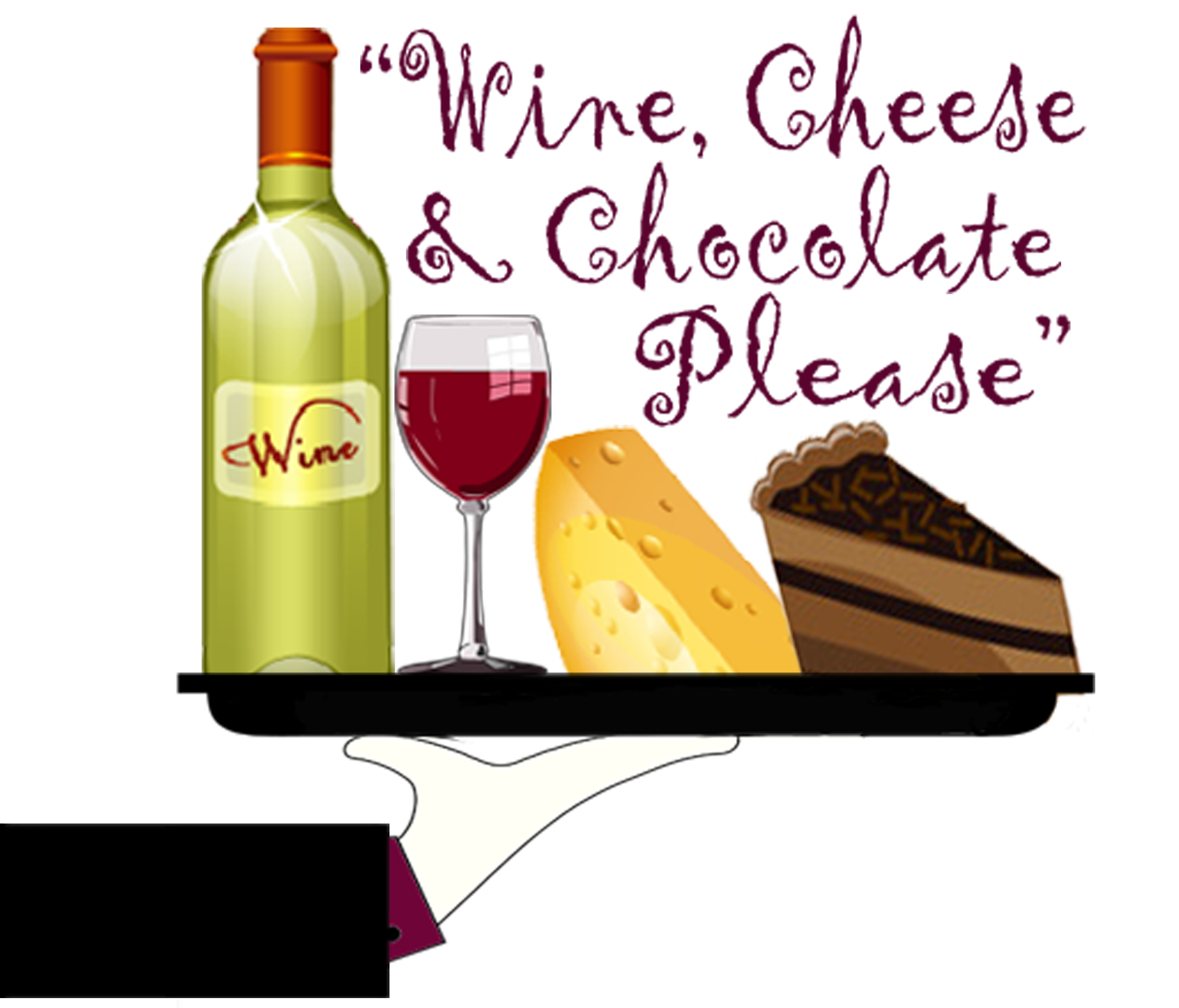 Appetizers clipart wine.  cheeses desserts pm