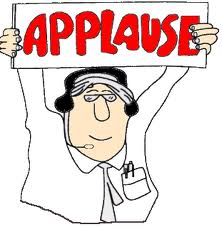 Applause clipart. Clip art free panda