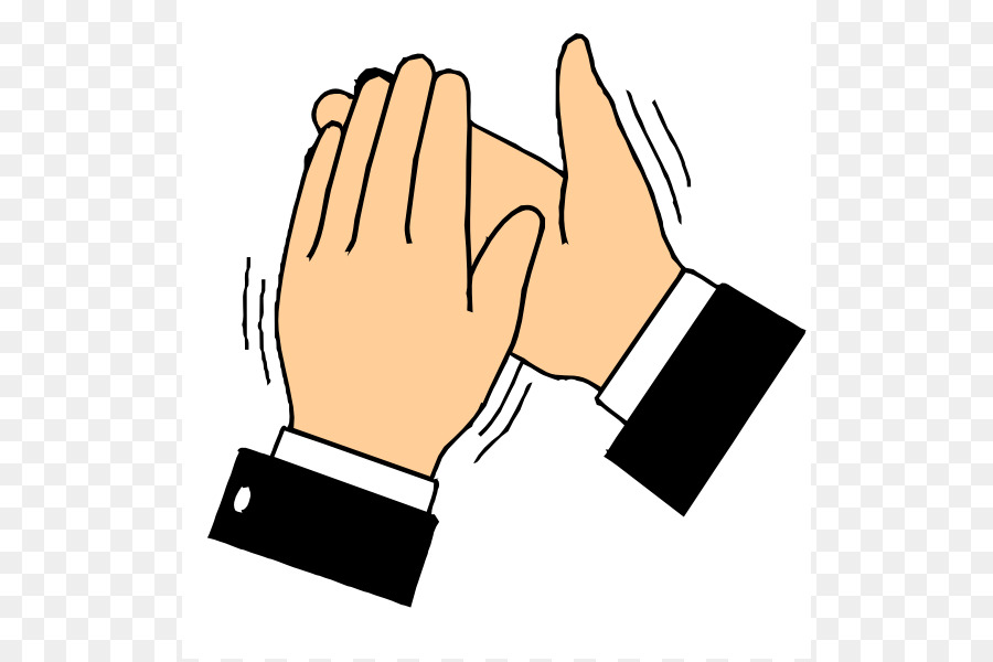 Clapping hand clip art. Applause clipart