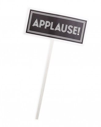 See the in our. Applause clipart applause sign