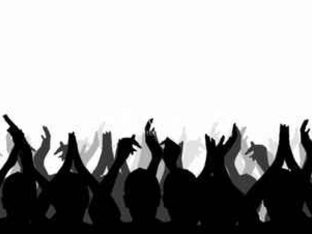 Applause clipart audience applause. Crowd stage free on