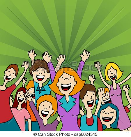 Crowd portal . Applause clipart audience applause