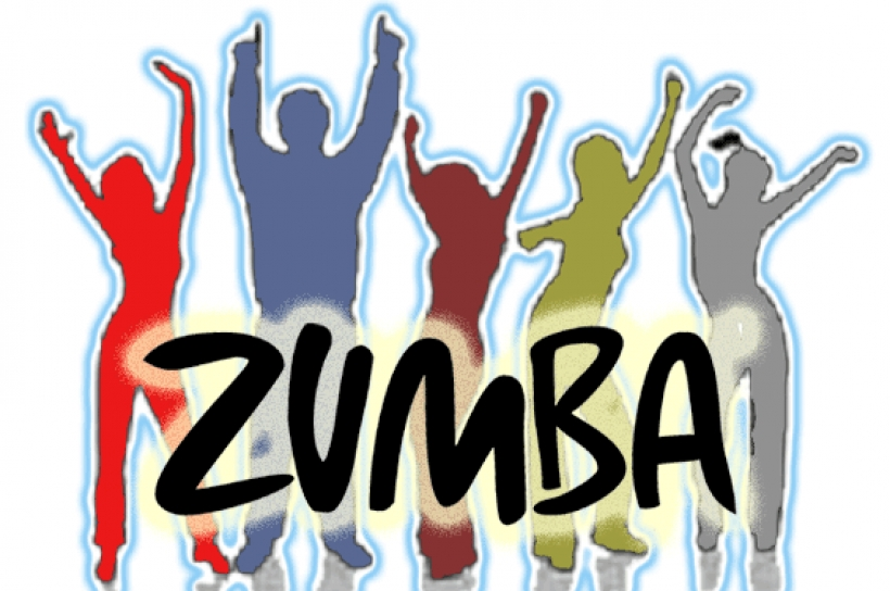 Applause clipart band. Zumba class free on