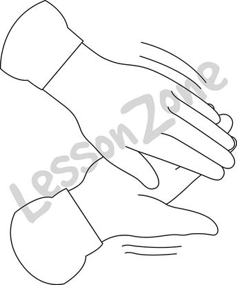 Applause clipart black and white. Clap meinafrikanischemangotabletten wwwpixsharkcom images